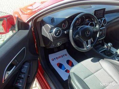 używany Mercedes CLA200 1.6dm 156KM 2013r. 86 000km