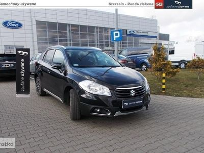 używany Suzuki SX4 S-Cross 1.6 Premium 4WD, Gwarancja