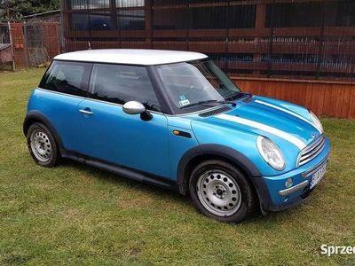 używany Mini ONE R50 1.4 diesel 75KM 2004
