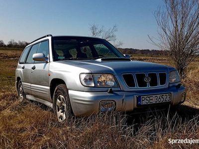 używany Subaru Forester S-TURBO 177KM PB+LPG F4WD