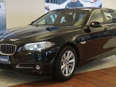używany BMW 520 SERIA 5 520 2.0 D d aut Salon PL 1wł. Gwarancja