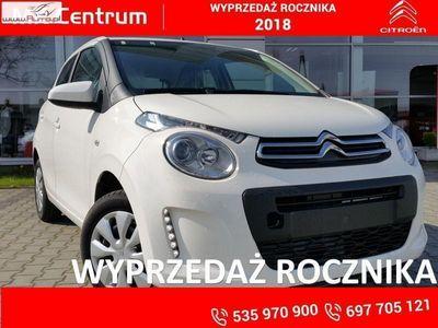 używany Citroën C1 1.0dm3 72KM 2018r. 5km 1.0 VTI 72 KM FEEL 5 drzwi + Klimatyzacja * 2018 !!!