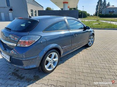 używany Opel Astra GTC Astra H 1.7SPORT