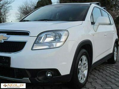 używany Chevrolet Orlando 2dm 130KM 2013r. 212 257km