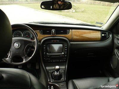 używany Jaguar X-type LPG 197KM 2.5