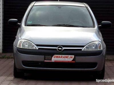 używany Opel Corsa 1.2dm 75KM 2003r. 189 700km