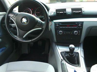 używany BMW 118 seria 1 D 2.0 D 2008r. automatyczna klima.