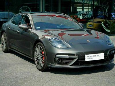 używany Porsche Panamera Turbo