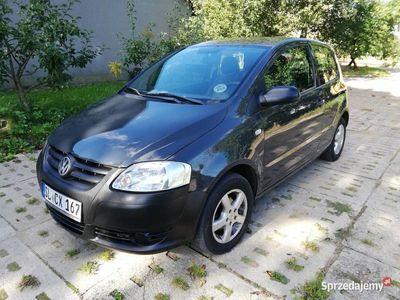 używany VW Fox | 1.2 | z Niemiec | 2009 r