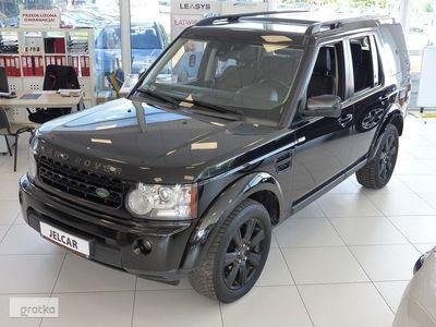 używany Land Rover Discovery 4 IV 3.0 D 255KM Salon PL FV23% Nawigacja Kamera cofania Ksenonowe ref