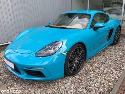 używany Porsche 718 Cayman