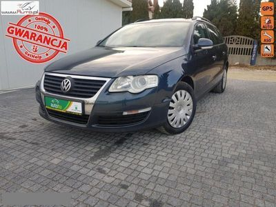 używany VW Passat Passat 1.9dm3 105KM 2006r. 198 546km Vw// Klima // Gwarancja // Zadbany