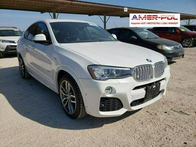 używany BMW X4 2dm 240KM 2018r. 50 000km