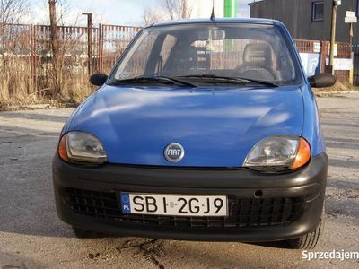 używany Fiat Seicento do jazdy !!!