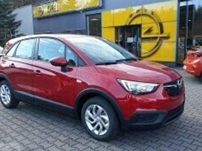 używany Opel Crossland X 1.2 110 KM Enjoy / Klima automat. / czujniki parkowania / Alufelgi
