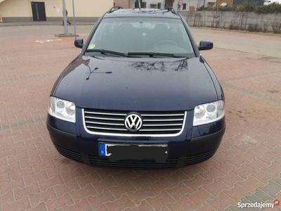 używany VW Passat 1.9 TDI serwisowany Biznes sprowadzony z Niemiec