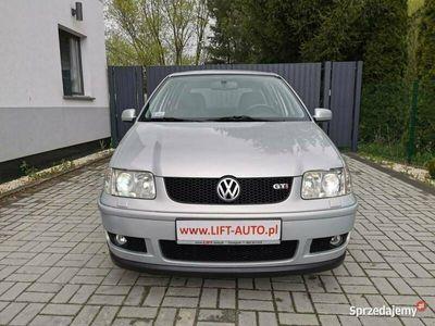 używany VW Polo GTI 1.6 Benzyna 125KM # Klimatronik # Xenon # Alu Felgi III (1994-2001)