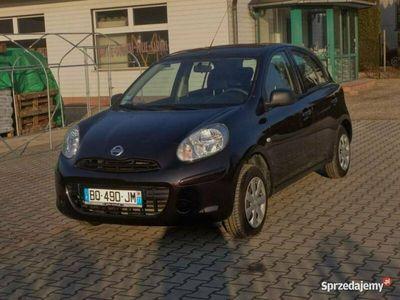 używany Nissan Micra IV Klima 5 drzwi