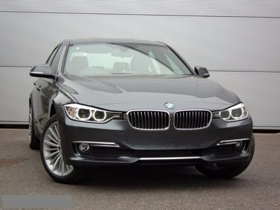 używany BMW 320 2dm 190KM 2015r. 26 300km