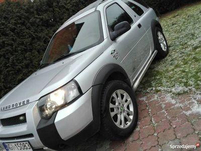 używany Land Rover Freelander EUROPA 4X4 Td4 ZADBANY WART UWAGI