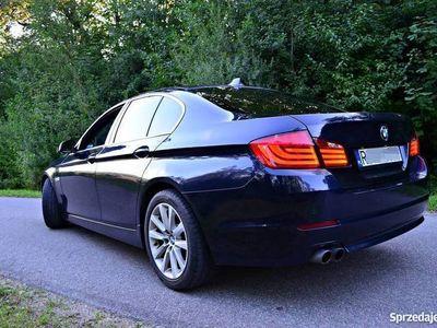 używany BMW 520 D F10