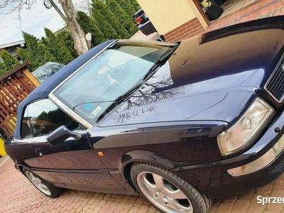 używany Audi 80 1.8 R4 125KM 1998r Cabrio Film Klima z Niemiec Rej
