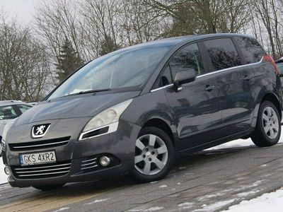 używany Peugeot 206 5008 1.6dm 109KM 2010r.000km