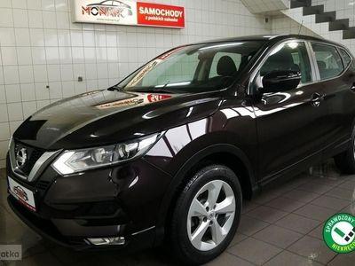 używany Nissan Qashqai II Benzyna Dig-T Salon Polska Serwis ASO 41 tyś Bezwypadkowy I-właścici, Włocławek
