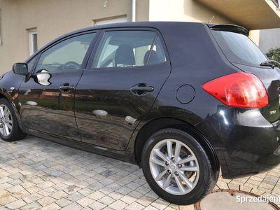 używany Toyota Auris 2.0D-4D 2008Rok BEZWYPADKOWY