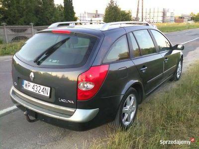 używany Renault Laguna ll