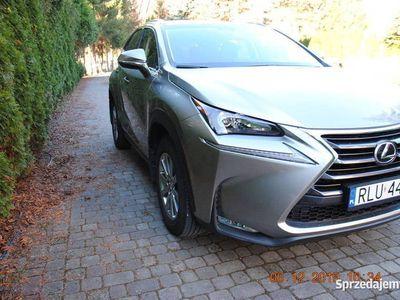 używany Lexus NX200t NX 2017r.175KW 4x4