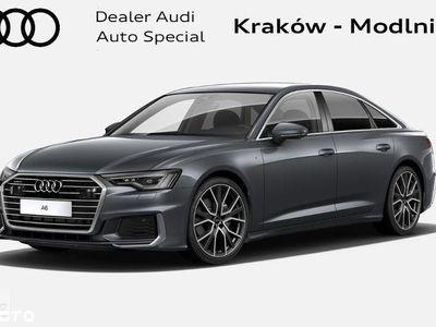 używany Audi A6 V (C8) Limousine Sport 2.0 TDI quattro 204 KM S tronic Oferta Specjalna (30