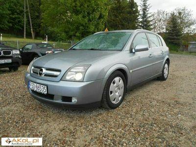 używany Opel Signum 1.8dm 122KM 2004r. 250 000km