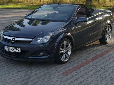 używany Opel Astra Cabriolet twintop 2008r