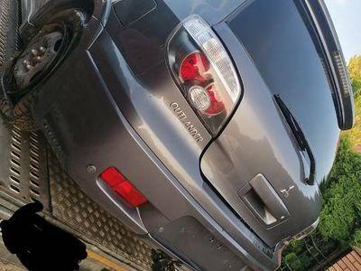 używany Mitsubishi Outlander I 2.0 turbo 4x4 4g63t kolor A39