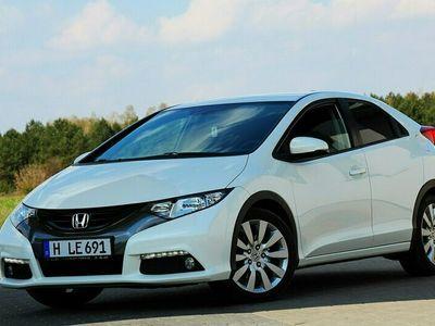 używany Honda Civic 1.3dm 99KM 2013r. 107 807km