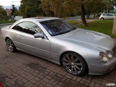 używany Mercedes CL500 ZAMIENIE