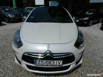 używany Citroën DS5 2dm 163KM 2012r. 173 000km