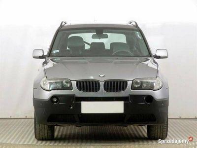 używany BMW X3 2.0 d