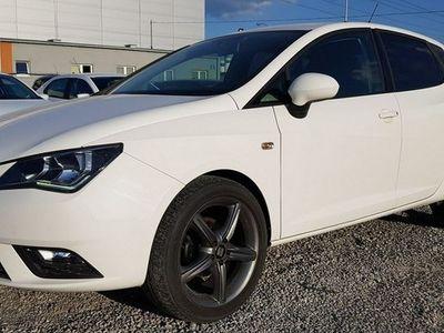 używany Seat Ibiza 1.4dm 90KM 2016r. 159 784km