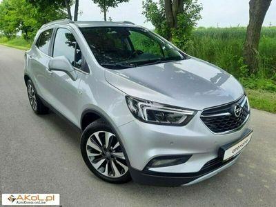 używany Opel Mokka 1.6dm 110KM 2017r. 125 466km