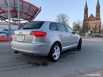 używany Audi A3 8P 2006 2.0 TFSI 200hp