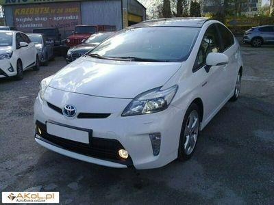 używany Toyota Prius 1.8dm 99KM 2012r. 86 000km