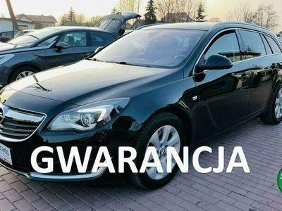 używany Opel Insignia Gwarancja,Serwis,Automat A (2008-2017)