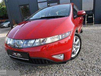 używany Honda Civic 1.8dm 140KM 2008r. 190 000km