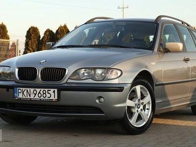 używany BMW 318 SERIA 3 IV (E46)LPG Klimatronik Zarejestrowany, Słupca