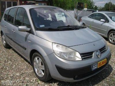 używany Renault Scénic II 1.9 dCi Confort Privilege