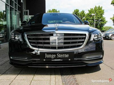 używany Mercedes S450 4M