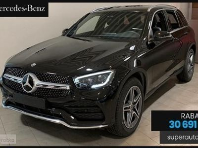 używany Mercedes 200 Klasa GLC Linia AMG 2.04M (163KM) | Zostań w domu, wszystko załatwimy za