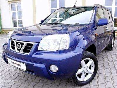 używany Nissan X-Trail I 4x4/Klimatronic/ Skórzana Tapierka/Zarejestr/ GWARANCJA TECHNICZNA